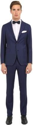Tagliatore Super 110's Virgin Wool Hopsack Suit
