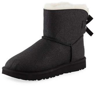 UGG Mini Bailey Bow Sparkle Boots