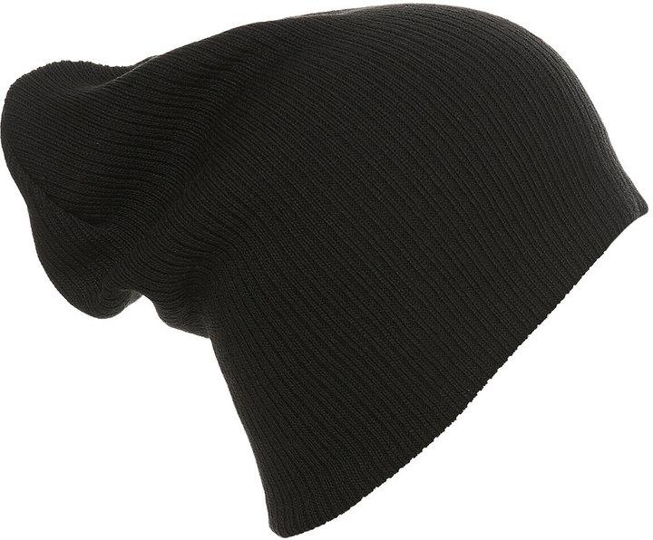 Rib Beanie Hat