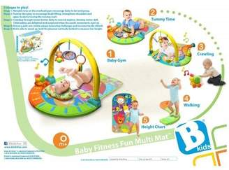 Bkids Watch Me Grow Activity Gym