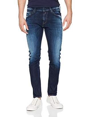 Replay Men's Jondrill Skinny Jeans, (Dark Blue 7), W33/L32 (Size: 33)