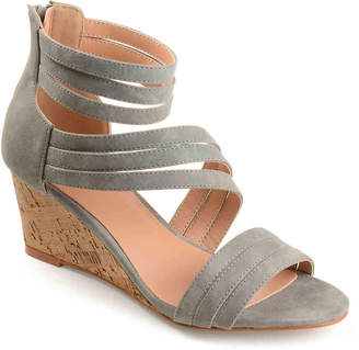 d570f4816a6 Journee Collection Loki Wedge Sandal - Women s