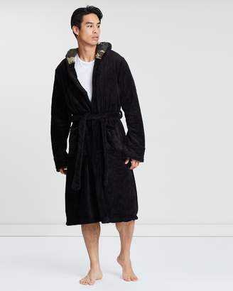 14651e54bd Mens Fleece Robe - ShopStyle Australia
