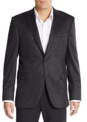 Saks Fifth Avenue Slim-Fit Cashmere Blazer