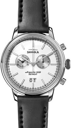 Shinola Men's Bedrock Chronograph Watch