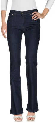 Maliparmi M.U.S.T. Denim pants - Item 42639054IR