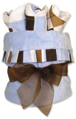 Trend Lab Blanket Gift Cake