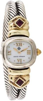 David Yurman Cable Watch