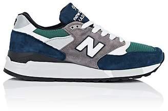 New Balance Men's 998 Suede & Mesh Sneakers