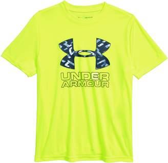 Under Armour Logo HeatGear(R) T-Shirt