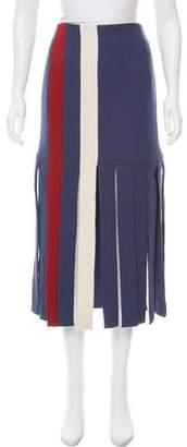Tata-Naka Tata Naka Midi Ribbon Skirt w/ Tags