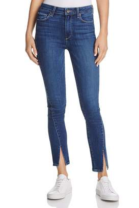 Paige Julia Twisted Seams Jeans