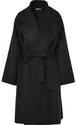 Bottega Veneta Cashmere Coat - Black