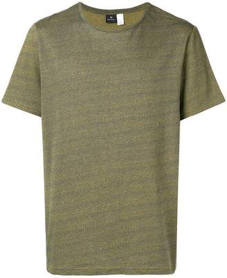 Paul Smith flecked effect T-shirt