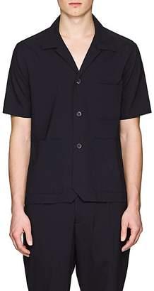Barena Venezia Men's Virgin Wool Shirt