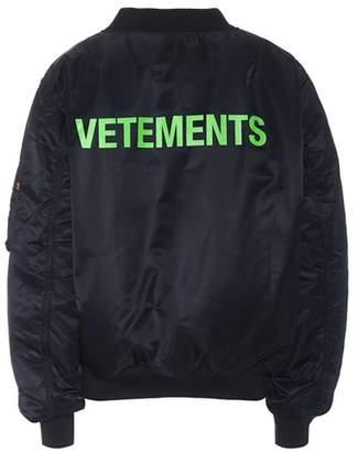 Vetements X Alpha Industries jacket