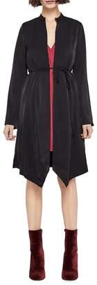 BCBGeneration Women's Long-Sleeve Woven Topper