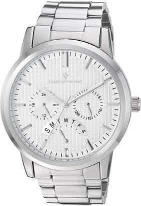 Alden CHRISTIAN VAN SANT Men's Casual Dial Quartz Watch (Model: CV0320)
