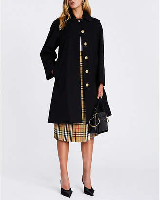 Burberry Richmond cotton-twill trench coat