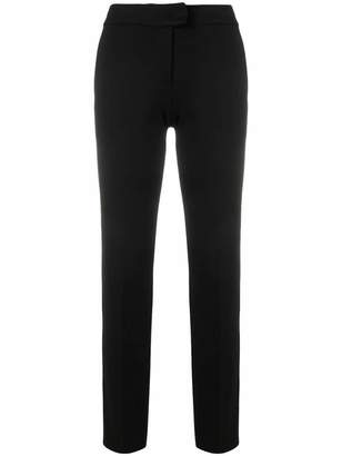 Twin-Set slim fit tailored trousers