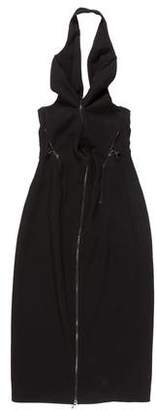 Dion Lee Halter Midi Dress