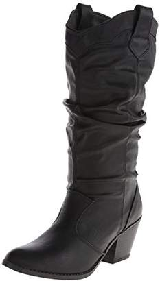 Qupid Women's Muse-01 Western Boot