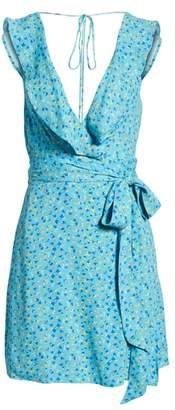 AFRM Jess Wrap Dress