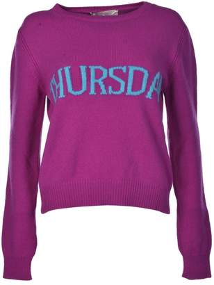 Alberta Ferretti Thursday Sweatshirt