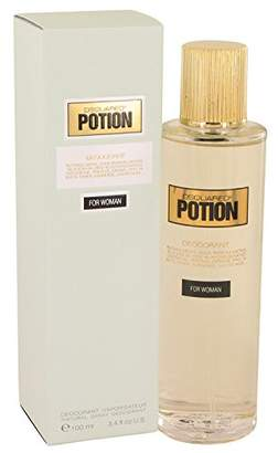 DSQUARED2 Potion by Deodorant Spray 3.4 oz