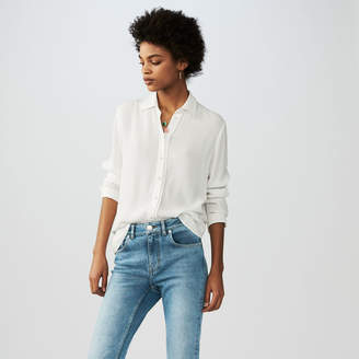 Maje Flowing long-sleeved shirt