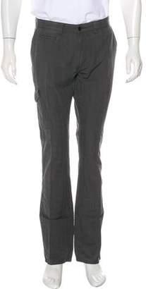 John Varvatos Flat Front Cargo Pants