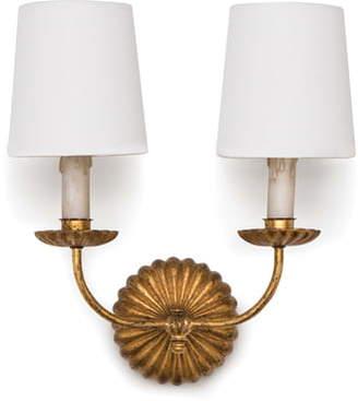 REGINA ANDREW Clove Double Sconce