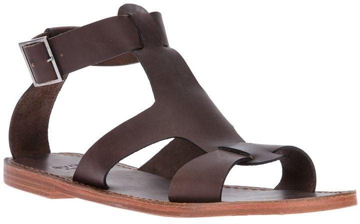 Avril Gau 'Jim Vittel' sandal