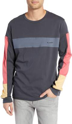 Barney Cools B Quick Colorblock Long Sleeve T-Shirt