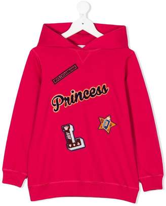 Dolce & Gabbana Princess hoodie
