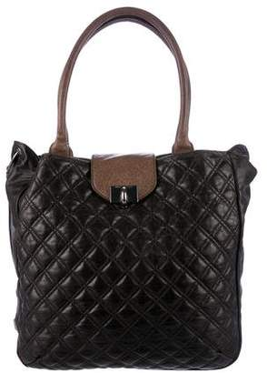 Marc Jacobs Quilted Shoulder Tote
