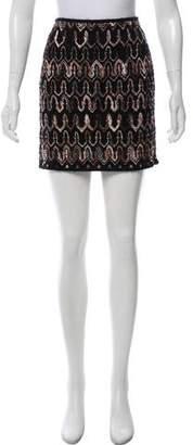 Missoni Wool Mini Skirt