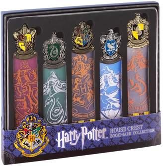 Harry Potter House Crest Bookmark Set