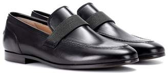 Brunello Cucinelli Leather loafers