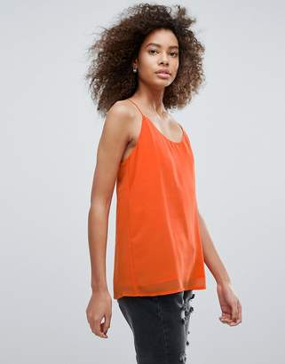 Traffic People Racer Back Cami Top