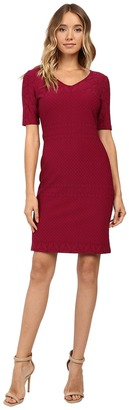Christin Michaels Aleta Sheath Dress $159 thestylecure.com