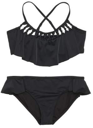 Billabong Macrame Madness Flutter Bikini (Little Girls & Big Girls)