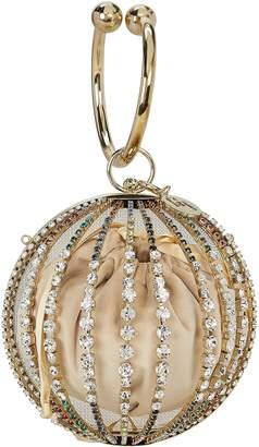 Rosantica Trivia Crystal Bracelet Bag