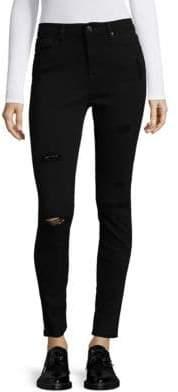 Vigoss Distressed Skinny Jeans