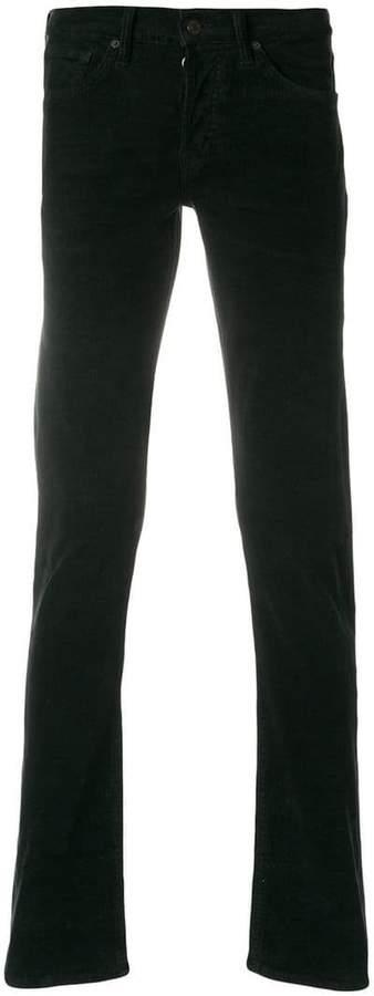 Tom Ford slim fit corduroy trousers