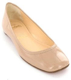 Christian Louboutin Patent Ballet