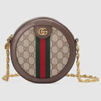 Gucci (グッチ) - 〔オフィディア〕GG ミニ ラウンド ショルダーバッグ