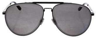 Jimmy Choo Vive Sicut Audes Aviator Sunglasses