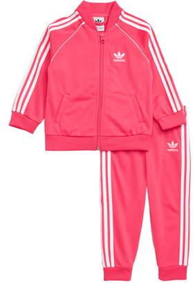 adidas Superstar Track Jacket & Pants Set