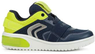 Geox Kid's XLED Light-Up Sneakers
